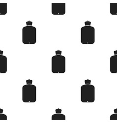 Warmer icon in black style isolated on white vector