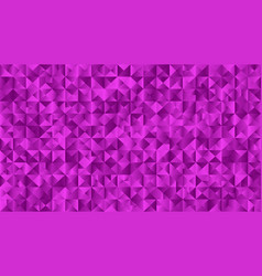 abstract polygonal triangle mosaic webpage vector image