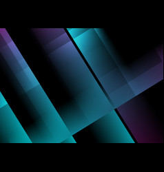 dark blue violet stripes abstract hi-tech vector image