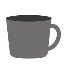 Mug or cup icon image vector