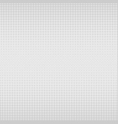 seamless halftone dotted pattern simple vector image
