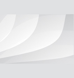 abstract white-gray modern simple vector image