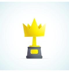 best of the king vector image
