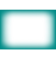 Blue Green blur Copyspace Background vector image
