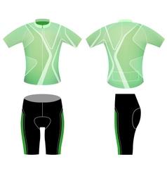 Green sports vector