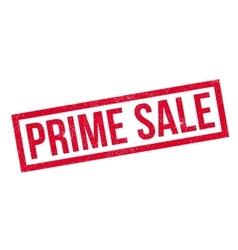 Prime Sale rubber stamp vector