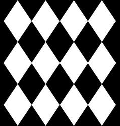 rhombus diamond seamless pattern background art vector image