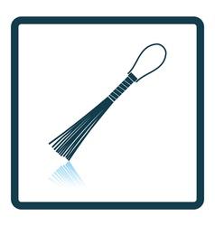 Sex lash icon vector image