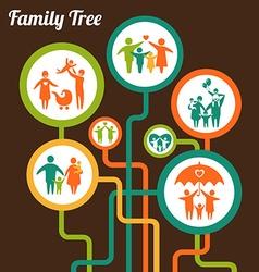 FamilyTree vector image