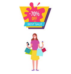 70 off best sale placard vector