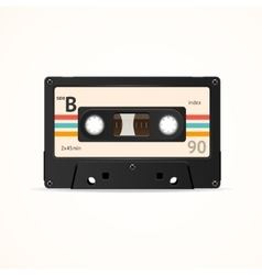Cassette Tape Old vector