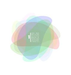 infographics element in format vector image