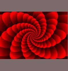 Abstract spirals vector