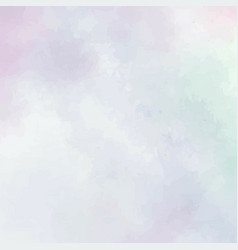 Colorful pastel watercolor design background vector