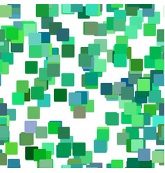 Seamless chaotic square background pattern vector