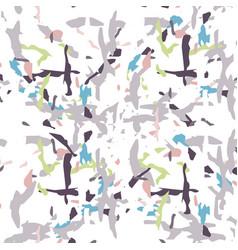 Tie dye batik hand drawn paint texture vector