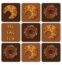 CroissantDonut vector image