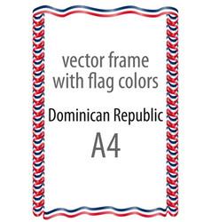 Flag v14 czech republic vector