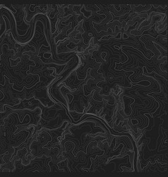 Topographic map seamless pattern background vector