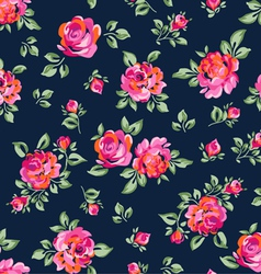 bright roses vector image