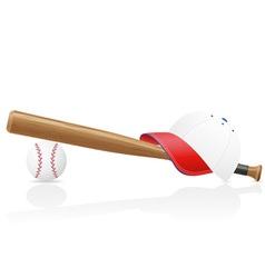 baseball 04 vector image