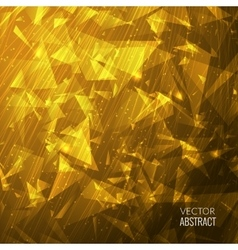 3D Orange Abstract Business Background with vector