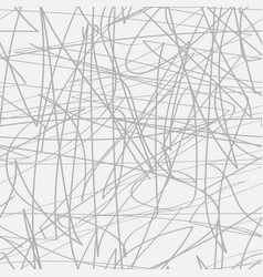 abstract scratched seamless pattern chaotic vector image