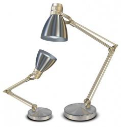 desk lamps vector image