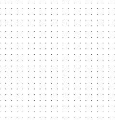 Bullet journal texture seamless pattern black dot vector
