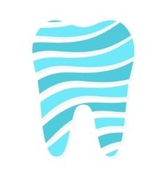 Dental logo design dentist logo tooth vector