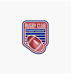 Rugclub badges logo-4 vector