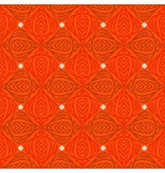Modern stylization of Indian patterns vector image