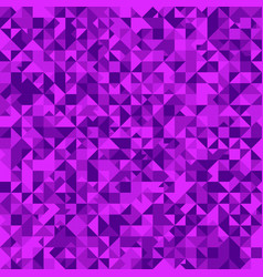 Geometrical triangle pattern background vector