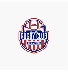 Rugclub badges logo-9 vector