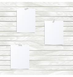 Mood board template set vector