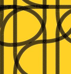 wallpaper tire tracks vector image vector image