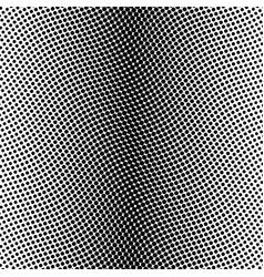 black halftone bilinear vertical gradient line of vector image
