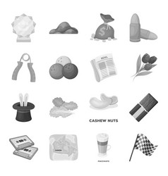 Country finance nature and other web icon in vector