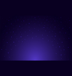 Sky star background night starry space vector