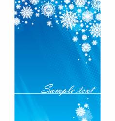 holidays background vector image
