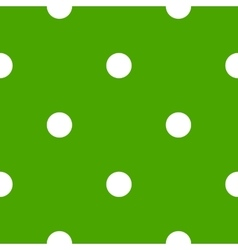 Pattern polka dot vector image