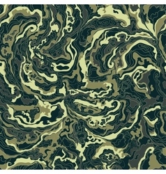 Pattern with the image texture of smoke beige vector