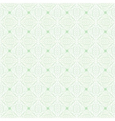 White luxurious pattern vector