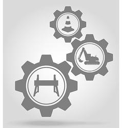 Gear mechanism concept 16a vector