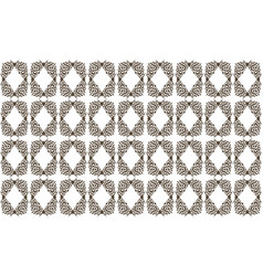 template pattern motif vector image