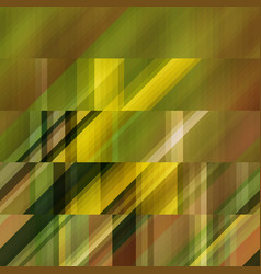 abstract pixel background from triangles vector image