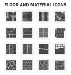 Floor icon vector image