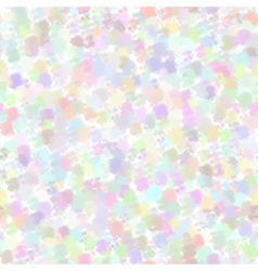Seamless Background Blurred Confetti vector image