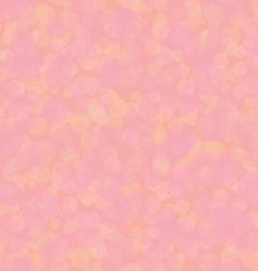 pink background soft boken seamless vector image vector image