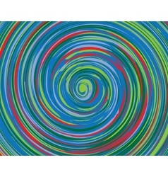 whirl background vector image vector image